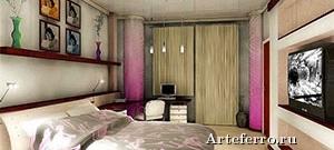 Напольные покрытия для всех комнат вашей квартиры