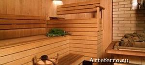 Отделочные работы по декорированию бани