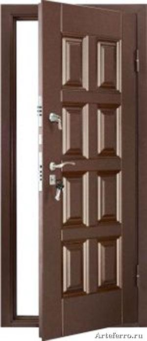 Metallich-dvery