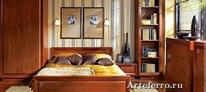 Интересные решения для маленькой спальни
