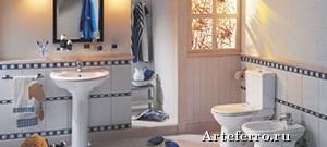 О капитальном ремонте ванной комнаты