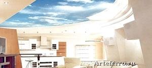 Подвесной потолок или натяжной?