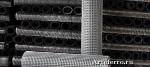 Плетеная сетка: особенности и области применения