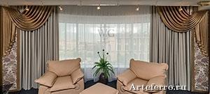 Выбор штор под дизайн интерьера