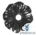 Цветок Ø65мм, 3мм