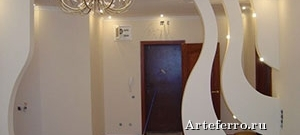 Гипсокартон – материал для создания стен и потолка