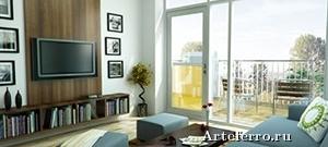Комфортабельное жилье в новостройках