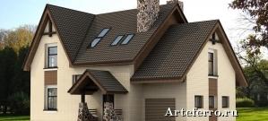 Проект строительства дома для семьи