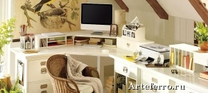 Организация рабочего пространства в доме