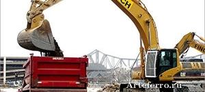 Правильный подход к вывозу строительных отходов