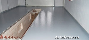 Правильная заливка бетонного пола