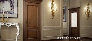 Особенности межкомнатных дверей: выбор конструкции