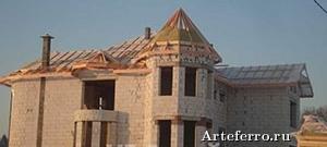 Дом из пеноблоков - современное и недорогое жилье