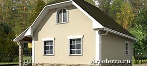 Строительство домов. Проекты эконом-класса