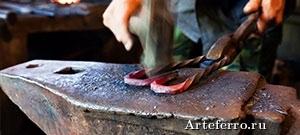 Неразрывная связь художественной ковки и кузнечного дела