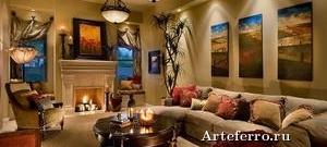 Идеальное пространство: сделайте вашу гостиную еще уютнее