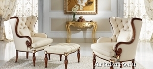 Итальянские кресла: преимущества