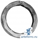 Кольцо гладкое 12х12мм, Ø100мм