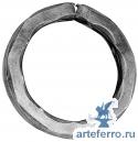 Кольцо прокатанное 12х12мм, Ø100мм