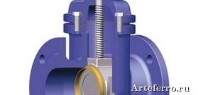 Клиновые задвижки: трубопроводная арматура