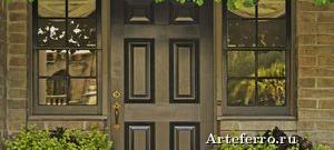 Какими бывают входные двери