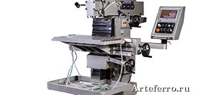 Сферы применения фрезерных станков по металлу