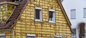 Утепление фасадов. В чем преимущества?