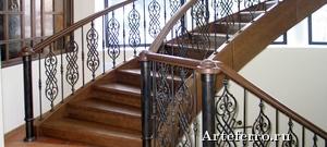Чем хороши кованые лестницы, изготовленные по индивидуальному заказу?