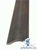 Поручень кованый 50х14мм, L 3000мм