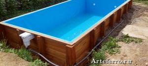 Как выбрать морозоустойчивый бассейн