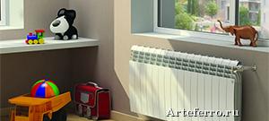 Каковы особенности биметаллических радиаторов?