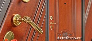 Красивые входные двери под заказ
