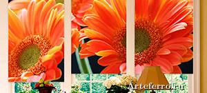 Рулонные шторы с фотопечатью: декоративно и стильно