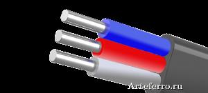 Один из многих — кабель трехжильный