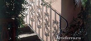 Изготовление балясин и перил, художественная ковка – лестницы