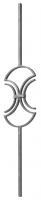 Балясина кованая 14х14мм, 190х1000мм