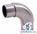 Поворот для трубы Ø42,4х2,0 мм регулируемый