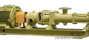 Выбор одновинтовых насосных агрегатов