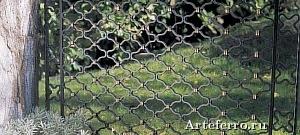 Ковка (двери и ограждения из металла)