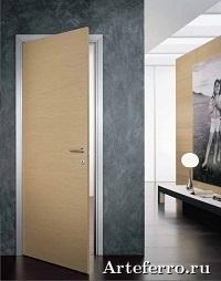 Mezhkomnatnaya dver  shpon