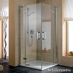 Steklo-dushkabini