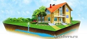 Скважины на воду для хозяйственных нужд