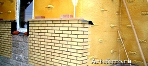 Как утеплить стены дома снаружи