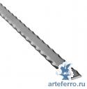 Поручень кованый (для лестниц) 30х8мм, L 3000мм