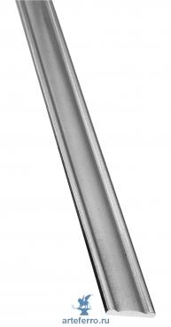 Поручень кованый 43х7мм, L 3700мм