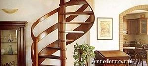 Такие разные лестницы