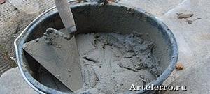 Особенности изготовления бетона
