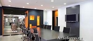Современный офис и уникальный дизайн