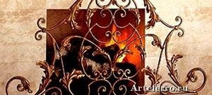 Использование кованых элементов в декоре и строительстве