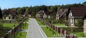 Нюансы начала строительства коттеджного поселка